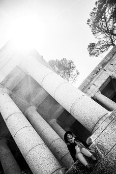 Some of the images from the photoshoot I did with  Ayesha Madatt at Rhodes Memorial
