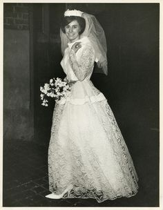 All sizes | Auntie Sue - Wedding 1960s | Flickr - Photo Sharing!