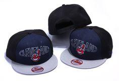 MLB Cleveland Indians Snapback Hat (6) , cheap discount  $5.9 - www.hatsmalls.com