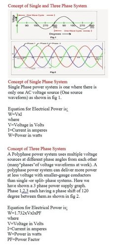 Concept of Single and Three Phase System | Electrical Engineering World. Check out that cool T-Shirt here:  https://www.sunfrog.com/trust-me-im-an-engineer-NEW-DESIGN-2016-Black-Guys.html?53507