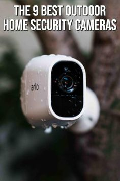 The Best Outdoor Home Security Cameras for 2020 Keep your home and property safe by monitoring what's happening outside with a connected camera. These smart outdoor security cams can withstand the elements to keep your home protected from the inside out. Outdoor Home Security Cameras, Best Security Cameras, Security Cams, Smart Home Security, Wireless Security Cameras, Wireless Home Security Systems, Security Alarm, House Security, Outside Security Cameras