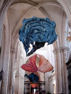 design-dautore.com: Floating sculptures