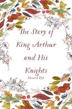 """The Story of King Arthur and His Knights:   Howard Pyle had many admirers among his contemporaries, including Vincent Van Gogh, who once said that Pyle's work """"struck me dumb with admiration."""" Considering the famous painter was talking about artwork, the extent of Pyle's ability and quality was clear. br /br /In addition to teaching illustration courses at Drexel Institute of Art, Science, and Industry, Pyle put his talents to use, primarily illustrating children's books. He is best r..."""