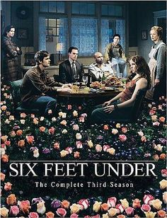 Further matters of life and death (but mostly death) unfold in this third season of SIX FEET UNDER, from award-winning creator Alan Ball. With Rico (Freddy Rodriguez) getting his wish to be a partner