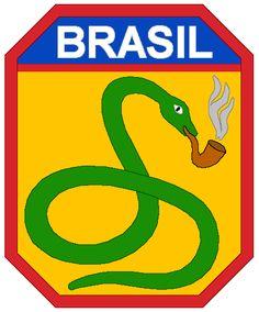 Brasão da Força Expedicionária Brasileira.