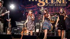 """The Quebe Sisters with Asleep at the Wheel perform """"Navajo Trail""""  Ray has always been one of my favorites, having met him and worked some of the same Honky-Tonks in Texas. One of my all-time favorites!  The Quebe Sisters are the best """"New"""" act to come out of Texas since Bob Wills!"""