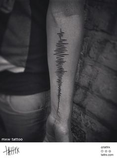 MXW Tattoo - Sound Wave for Athys