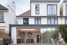 Method Studio - Architects in Essex & London 1930s House Extension, Garage Extension, House Extension Plans, House Extension Design, Extension Ideas, Building Extension, Side Extension, Loft Conversion Floor, Loft Conversions
