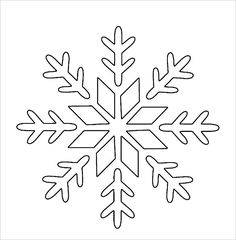 A Beautifully Detailed Stencil Design The Snowflake Is Laser Cut On Reusable Mylar DIY For Arts Crafts