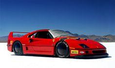 Ferrari F40 Bonneville