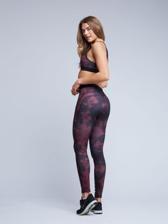 Jogha Activewear Scarlet Haze from fashercise