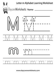 Printables Preschool Learning Worksheets the letter h trace hearts preschool worksheets crafts draft free m alphabet learning worksheet for preschool