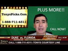 Duke Blue Devils vs. Florida Gators Free NCAA Basketball Picks and Predi...
