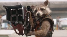 Guardians of the Galaxy Trailer 2 Official. Feeling lots of love for Rocket :)