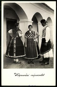 Folk Dance, Folk Music, Czech Republic, Old Photos, Culture, Traditional, History, Fictional Characters, Roots