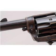 Colt 3rd Gen. Sheriff's Model SA Revolver