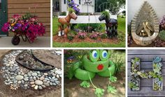 The BEST DIY Garden Ideas and Amazing Projects! - The ART in LIFE