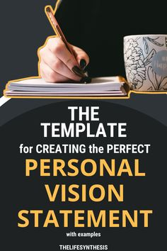 Personal vision Statement examples to show you how to craft your own with ease. Vision statements aren't just for big companies. You can have impact too! Finding Purpose In Life, Purpose Driven Life, Career Success, Career Change, Career Goals, Vision Statement Examples, Purpose Statement, Figured You Out, Choosing A Career