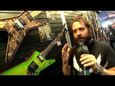 """Dean Guitars 2014 N.A.M.M. DIMEBAG """"ROOTS"""" ML - Tronnixx in Stock - http://www.amazon.com/dp/B015MQEF2K - http://audio.tronnixx.com/uncategorized/dean-guitars-2014-n-a-m-m-dimebag-roots-ml/"""