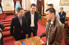 Alcalá recibe al subcampeón del Mundo de Karate Alejandro Molina - http://www.dream-alcala.com/alcala-recibe-al-subcampeon-del-mundo-de-karate/
