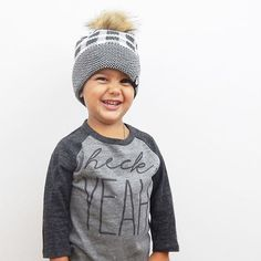 Needed this boys face in my feed today.  Just the brightest little thing! @little_guys_garments #mylittleadi