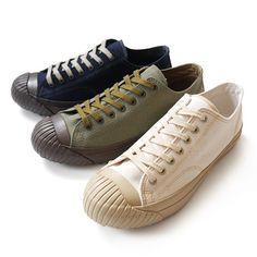 Golden State | Rakuten Global Market: Nigel Cabourn Nigel cabin Moonstar Moonstar collaboration with military shoes sneaker (men and women)