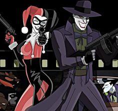 Joker Art, Batman Art, Joker And Harley Quinn, Comic Book Characters, Comic Books, Joker Queen, Evil Clowns, Batman Universe, Couple