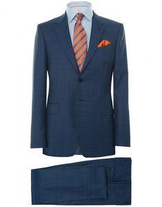Men's Paul Smith London Two Piece Check Suit