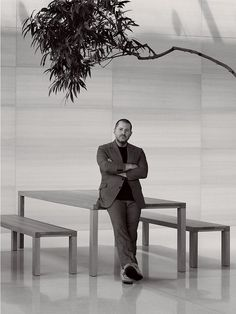 How Apple's under-the-radar design genius, Jonathan Ive, has found the way to our hearts.