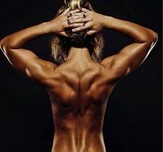 Back Muscles - Female dream back <3
