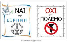 . School Projects, Special Education, Kindergarten, Peace, War, Kids, Diversity, October, Culture