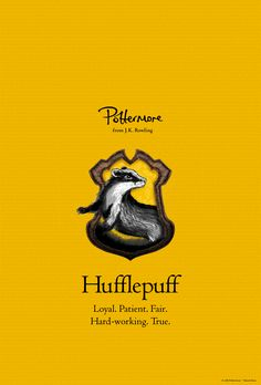 phone hufflepuff wallpaper pottermore