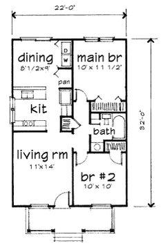 House Plan chp-1120 at COOLhouseplans.com