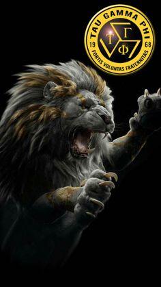 Lion Wallpaper, Black Wallpaper, Iphone Wallpaper, Sweet Pick Up Lines, Tau Gamma, Lion Images, Lion Logo, Happy Anniversary, Juventus Logo