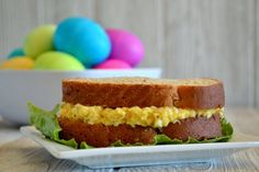 ... on Pinterest | Easy egg salad, Aioli and Egg salad sandwiches
