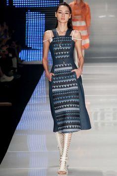 Colcci Spring 2015 Collection ~ São Paulo Fashion Week ~ Photos: Vogue