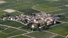 Le village de Bages, sur la commune de Pauillac.