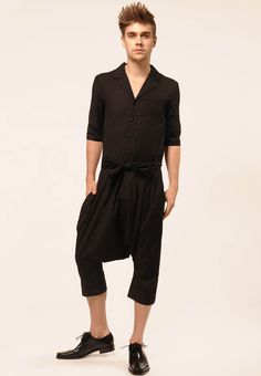 DEPRESSION Men's #jumpsuit