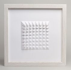 Matthew Shlian Extraction from Ghostly Series