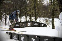 El nuevo SnowPark de Chapelco