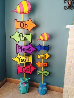 Door Ideas For Classroom Dr. Seuss The Lorax 39 Ideas Dr. Seuss, Dr Seuss Week, Kindergarten Graduation, Pre K Graduation, Dr Seuss Graduation Party, Graduation Ideas For Preschool, Graduation Parties, Kindergarten Party, Graduation Crafts