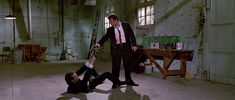 Reservoir Dogs may just be the best heist film made in the and arguably, Quentin Tarantino's best film. Steve Buscemi, Reservoir Dogs, John Travolta, Pulp Fiction, Quentin Tarantino Quotes, Tarantino Films, The Fisher King, Todd Haynes, Black And White Suit