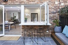 Real home: 1980s townhouse transformed with Scandi touches - The Interiors Addict