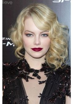 Gatsby inspired hairstyle for the holidays