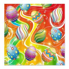 Sold 3 of these #Happy #Easter #Eggs #Shower #Curtains on cafepress   !! ^_^  Thanks a lot to the Buyers!  http://www.cafepress.com/+happy_easter_eggs_design_shower_curtain,934470796
