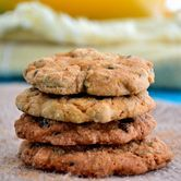 Recipe Idea: Gluten-Free, Paleo, and Vegan Almond Butter Chocolate Chip Cookies:health-fitness:glamour.com
