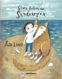 Stora boken om Sandvargen Kids Library, Teacher Books, Rabe, Kid Movies, Inspirational Books, Pre School, Childrens Books, Good Books, Book Art