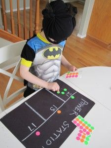 Superhero Pretend Play - Superhero School