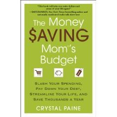 New book by Money Saving Mom