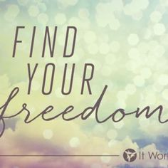 """Being captive to a 9 to 5 job doesn't give me the freedom that I want or need - That's why I joined """"It Works"""""""